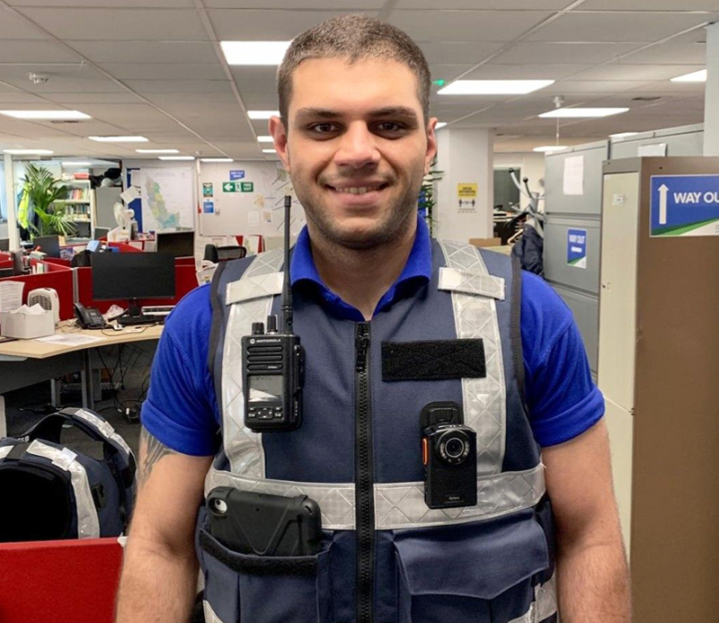 All Smiles for the Body Camera! featured image