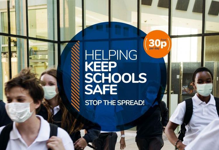 Helping keep schools safe
